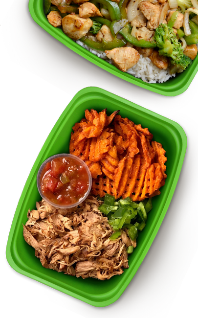 Meal prep franchise cost