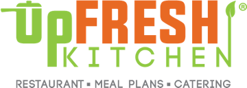 UpFresh Kitchen - Logo